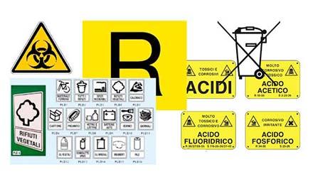 Smaltimento rifiuti speciali pericolosi non pericolosi